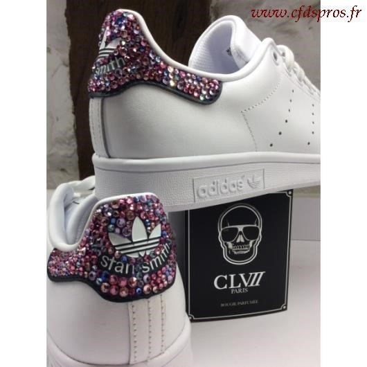 basket stan smith femme paillette
